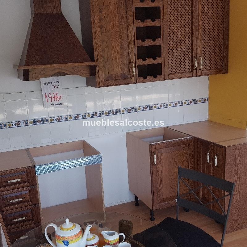 Mobiliario cocina estilo igual foto acabado igual foto for Mobiliario cocina