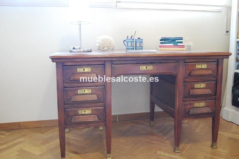 Mesa de despacho cod 19060 segunda mano - Mesas de despacho segunda mano ...