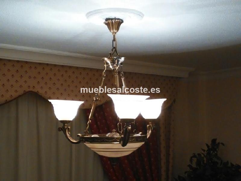 Lamparas estilo igual foto acabado igual foto cod 19073 - Segunda mano lamparas ...