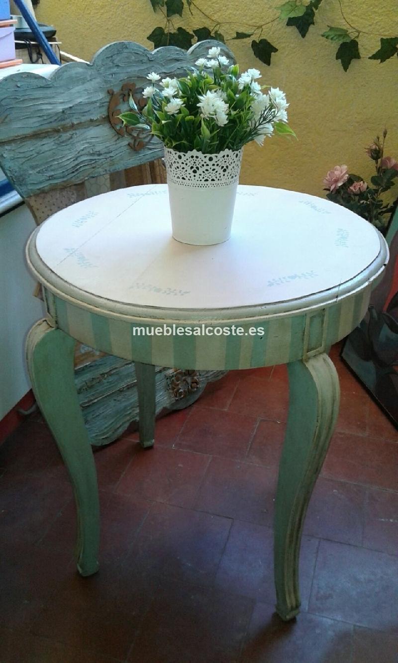 Exclusiva mesa vintage cod 19147 segunda mano for Mesas vintage segunda mano