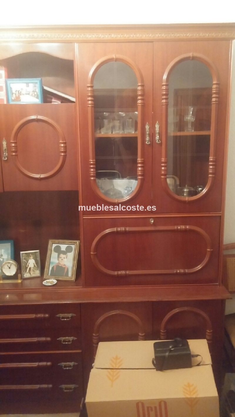 Mueble de salon cod 19161 segunda mano - Muebles de salon segunda mano madrid ...