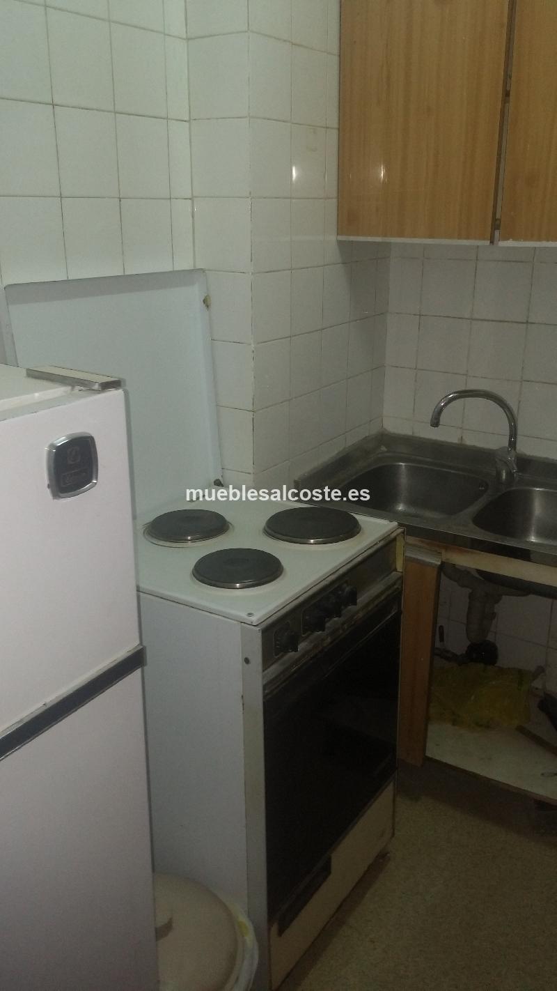 Cocina electrica horno cod 19163 segunda mano for Cocinas electricas con horno