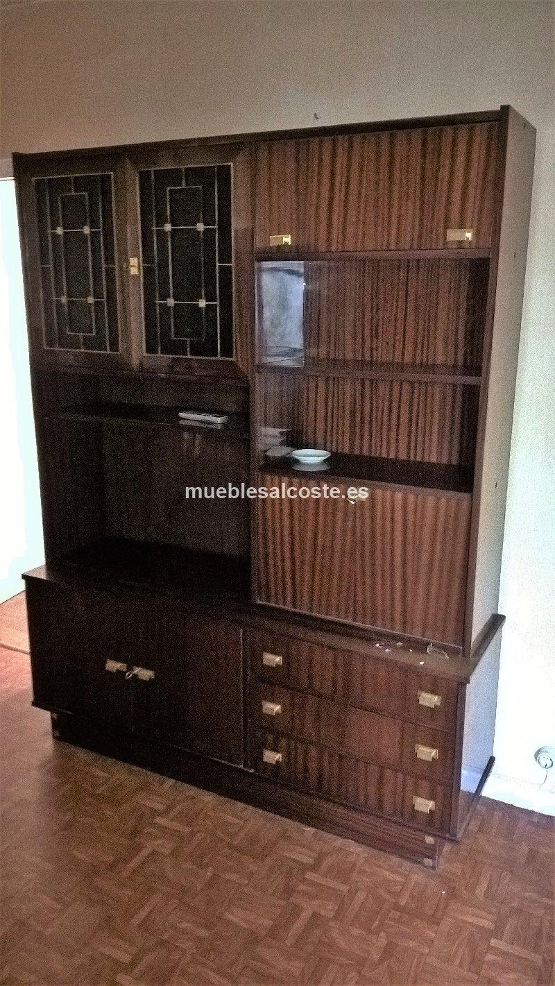 Mueble libreria frontal cod 19333 segunda mano - Muebles segunda mano valladolid ...