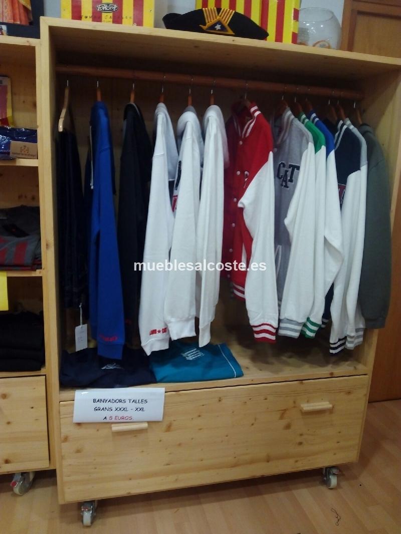 Mueble para colgar ropa con cajon en la parte de abajo. cod:19329 ...