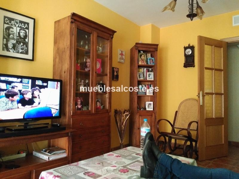 Conjunto de muebles de salon cod 19350 segunda mano - Conjunto muebles salon ...