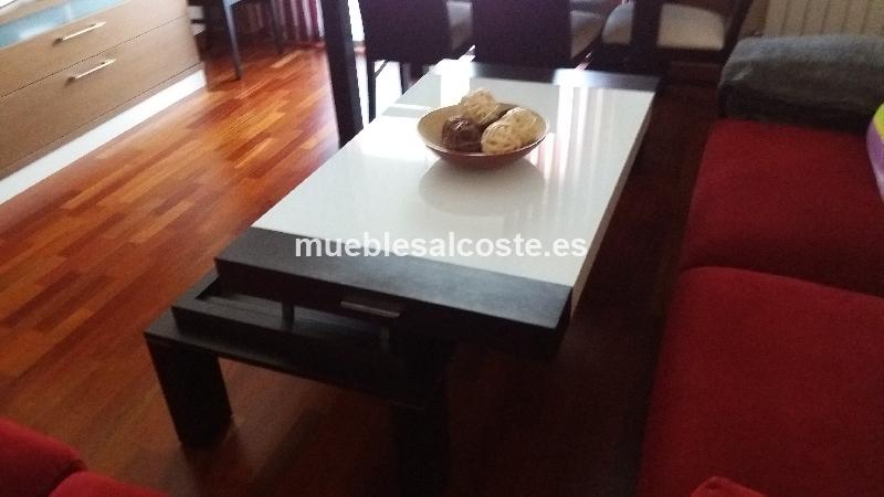 Conjunto mesa comedor seis sillas y mesa elevable cod for Comedor seis sillas