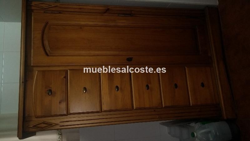 Mueble de pino cod 19449 segunda mano - Mueble de pino ...