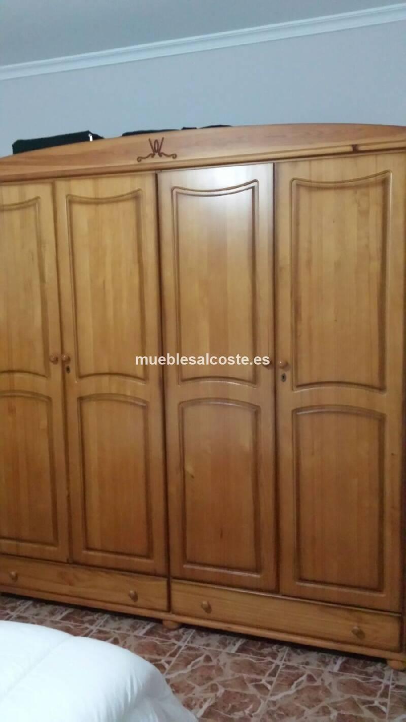 Muebles habitacion segunda mano 20170729180901 for Muebles de pino segunda mano