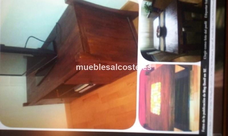 Muebles de madera cod 19490 segunda mano - Muebles de segunda mano en girona ...
