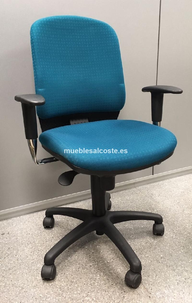 2 mesas 2 sillas de oficina cod 19758 segunda mano - Silla escritorio segunda mano ...