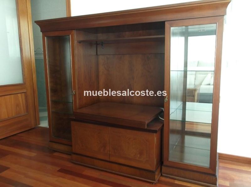 Espectacular mueble television cod 19529 segunda mano - Mueble entrada segunda mano ...
