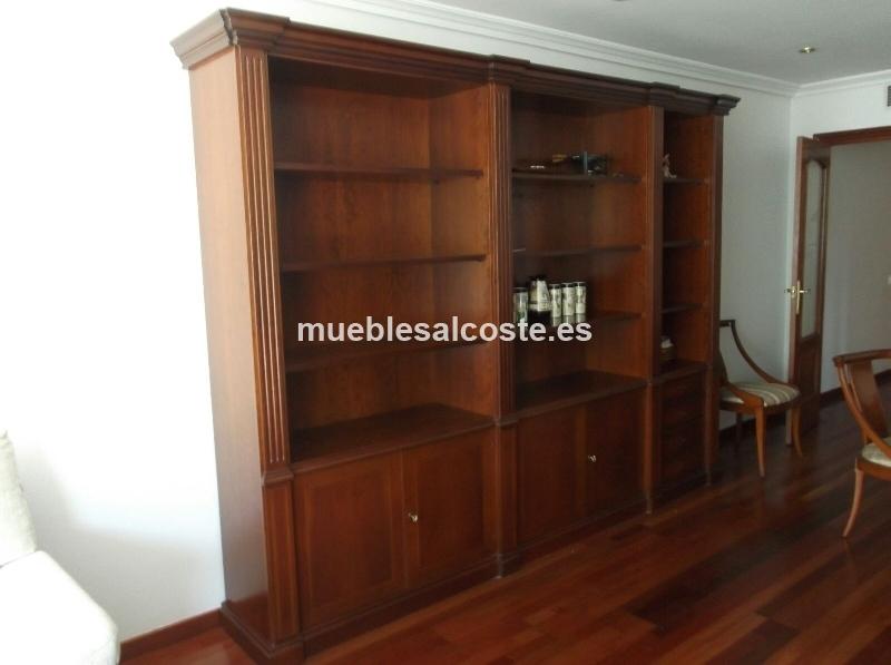 Libreria estateria de madera comedor cod 19531 segunda - Garajes de madera de segunda mano ...
