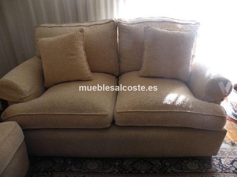 Conjunto de sofas 3 y 2 plazas cod 19598 segunda mano for Sofas de segunda mano