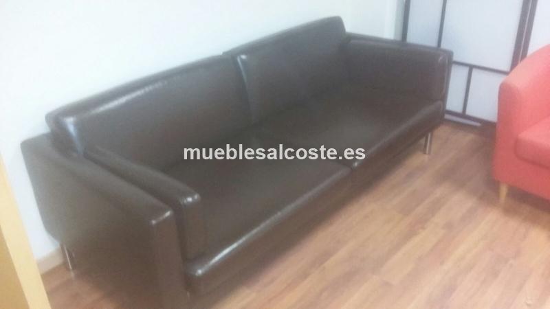 Sofa Oficina Estilo Igual Foto Acabado Igual Foto Cod