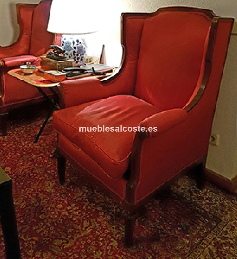 Sillones de estilo cod 19708 segunda mano - Sillones de estilo ...