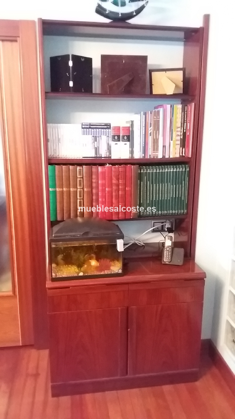 Mueble de salon cod 19728 segunda mano - Muebles segunda mano bizkaia ...