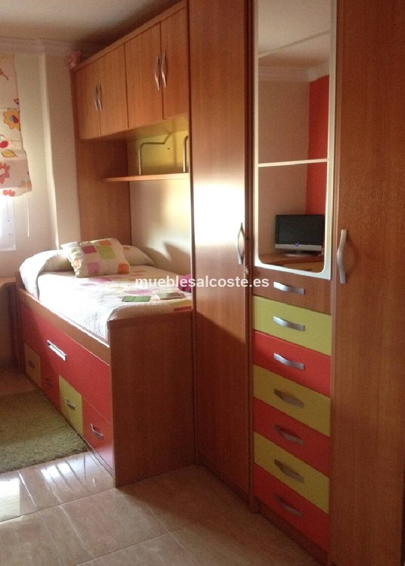 muebles dormitorio juvenil segunda mano 20170715102900