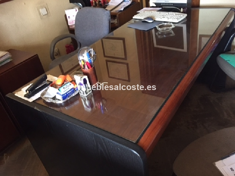 Mesas de oficina sillas cod 19826 segunda mano for Mesas de oficina segunda mano