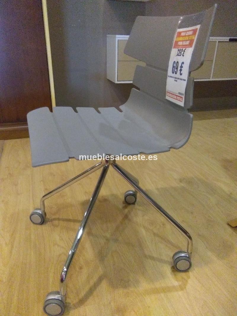 Silla De Escritorio Cod 19931 Liquidacion Mueblesalcoste Es # Muebles Sabadell Liquidacion