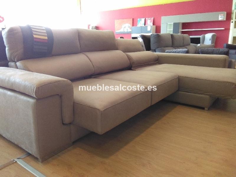 Liquidacion sofa chaiselongue 304cm cod 20052 liquidacion for Liquidacion sofas