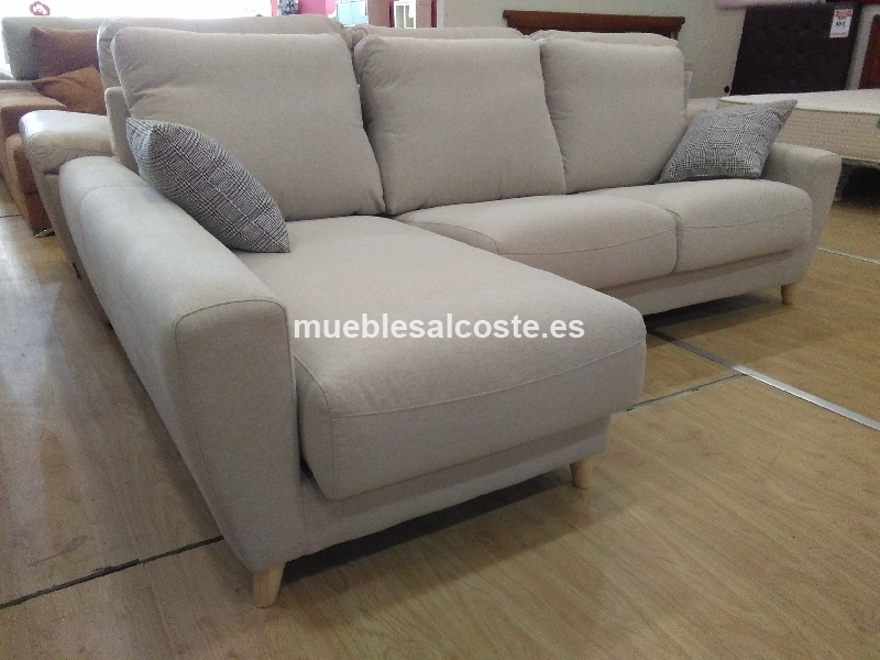 Liquidacion sofa chaiselongue dise o cod 20057 for Liquidacion sofas