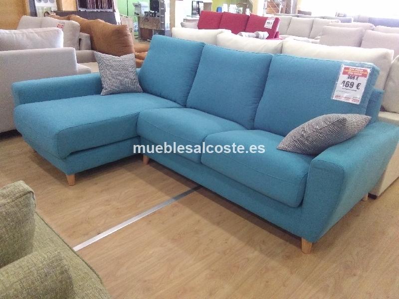 Liquidacion sofa chaiselongue dise o cod 20057 liquidacion - Muebles vizcaya liquidacion ...