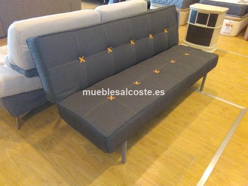 liquidacion sofa cama flor cod 20061 liquidacion