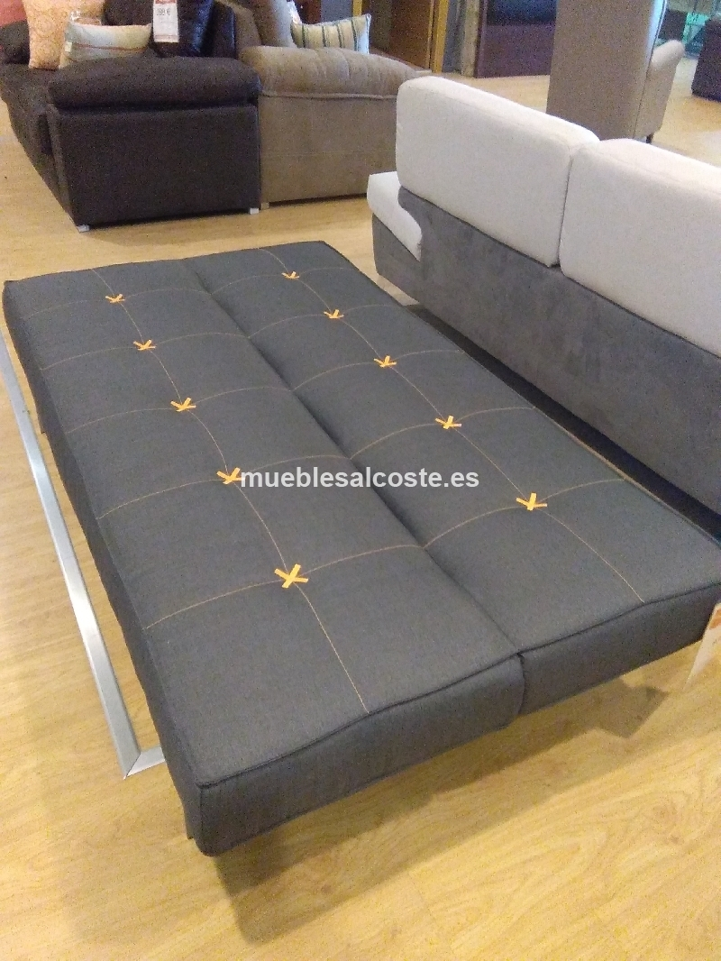 Liquidacion sofa cama flor cod 20061 liquidacion for Liquidacion sofas