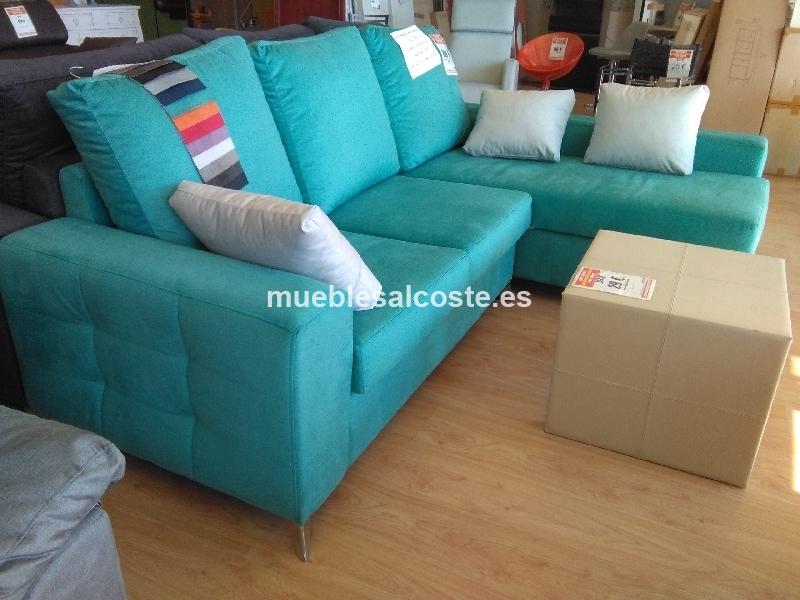 Liquidacion sofa chaiselonge dise o cod 20081 liquidacion - Muebles vizcaya liquidacion ...