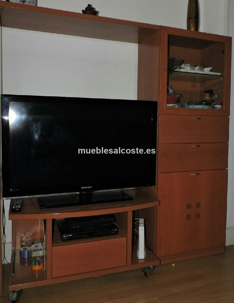 Mueble comedor estilo madera acabado igual foto cod for Muebles comedor segunda mano