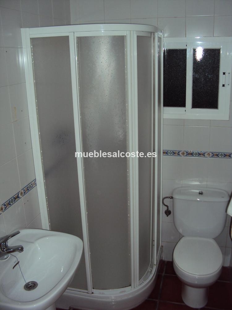 Mampara circular ducha usada y muy economica cod 11444 - Mamparas oficina segunda mano ...