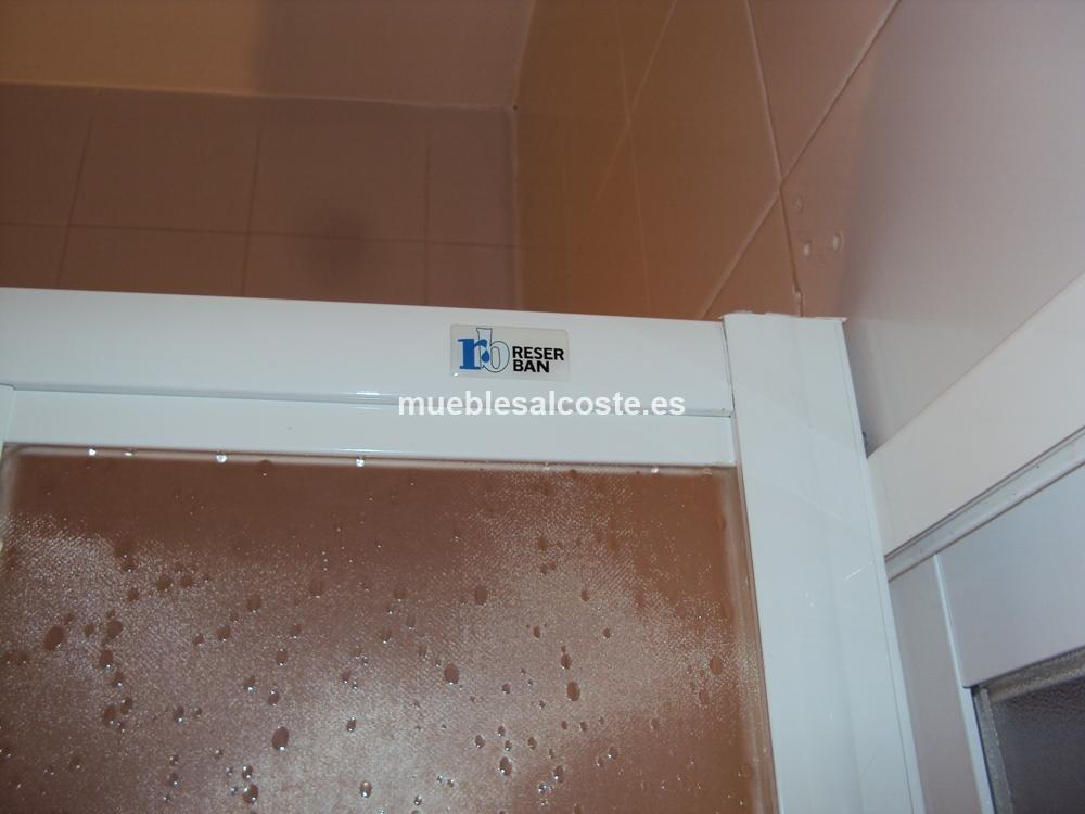 Mampara circular ducha usada y muy economica cod 11444 - Mamparas de ducha de segunda mano ...