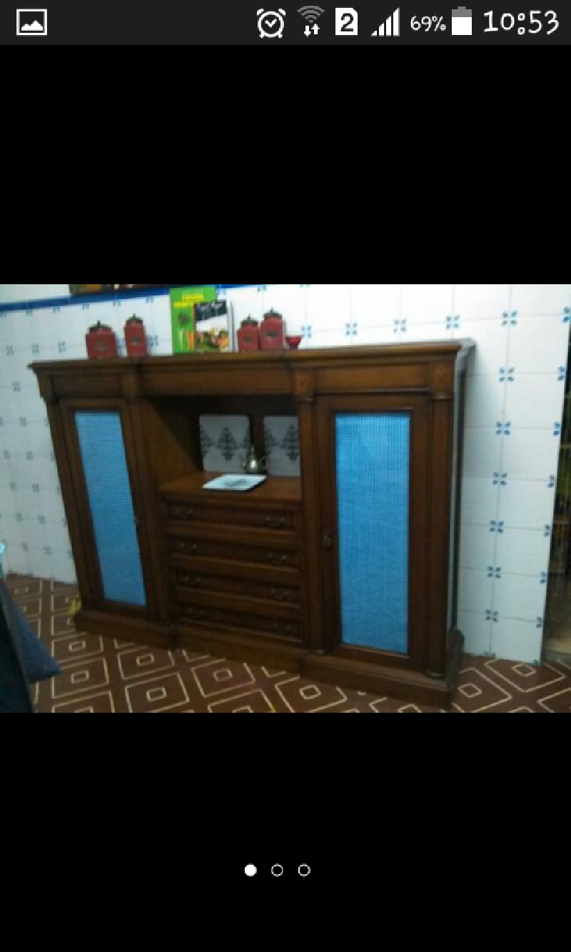 Mueble de salon o comedor cod 20033 segunda mano - Segunda mano muebles de comedor ...