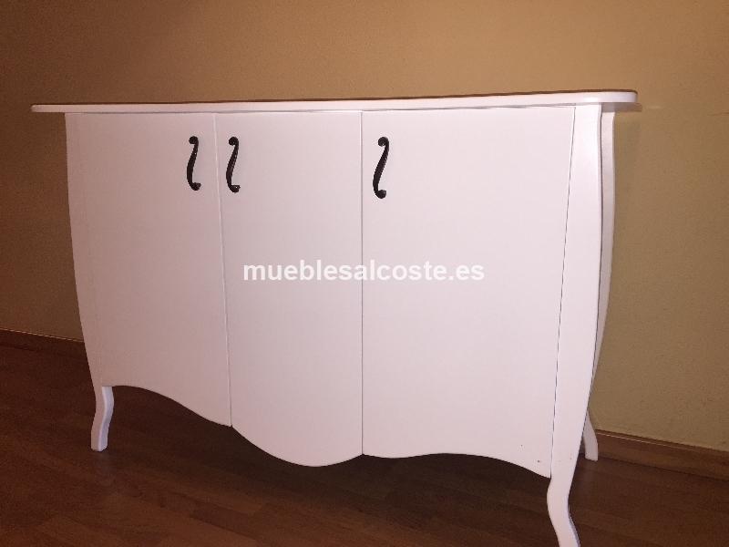 Aparador estilo barroco moderno cod 20049 liquidacion - Muebles estilo barroco moderno ...