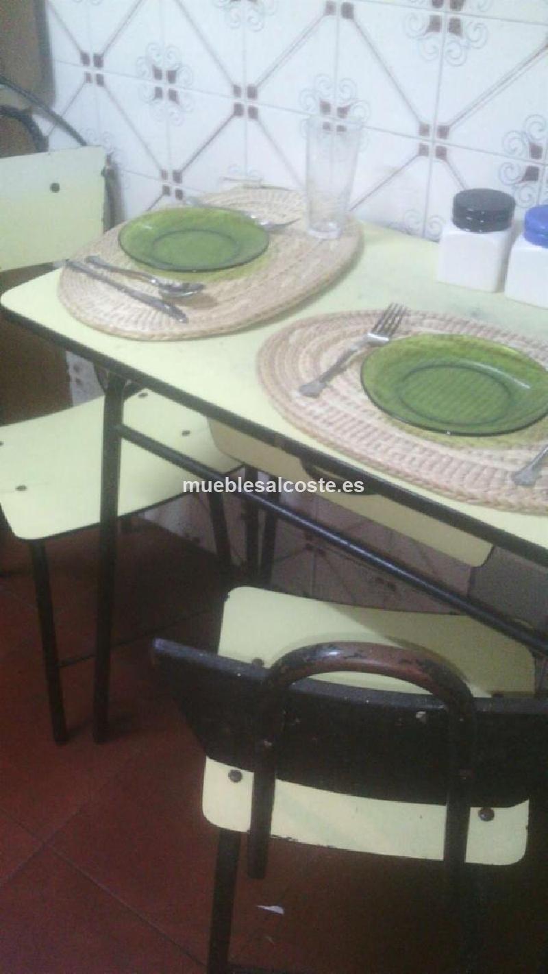 Mesa de cocina cod 20342 segunda mano - Mesas de cocina segunda mano ...
