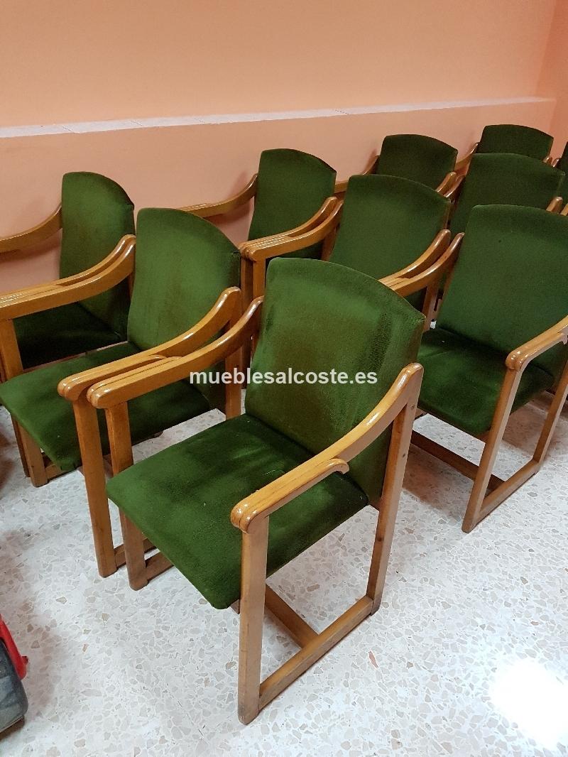 Sillas para sala de juntas cod 20198 segunda mano for Sillas para sala de juntas