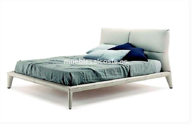 cama nueva de poltrona frau cod 20287 liquidacion On cama nueva