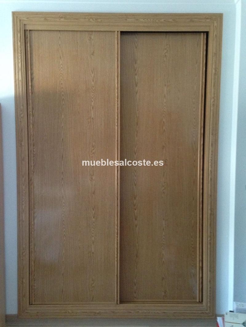 Vendo Puertas Armario Empotrado : Puertas armario empotrado cod segunda mano