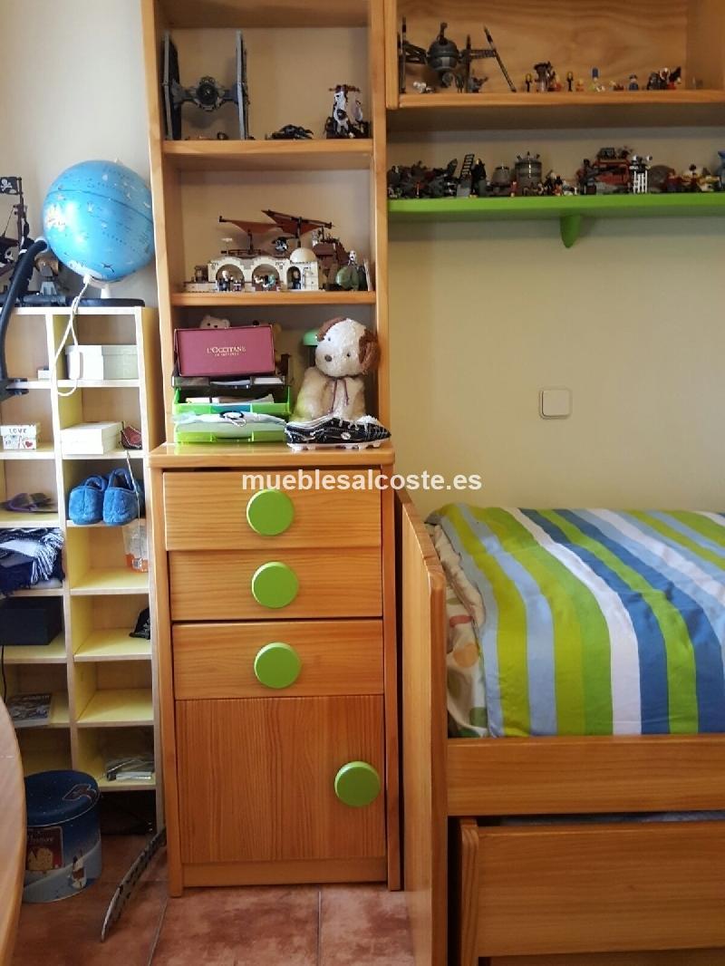 habitacion infantil juvenil estilo igual foto acabado
