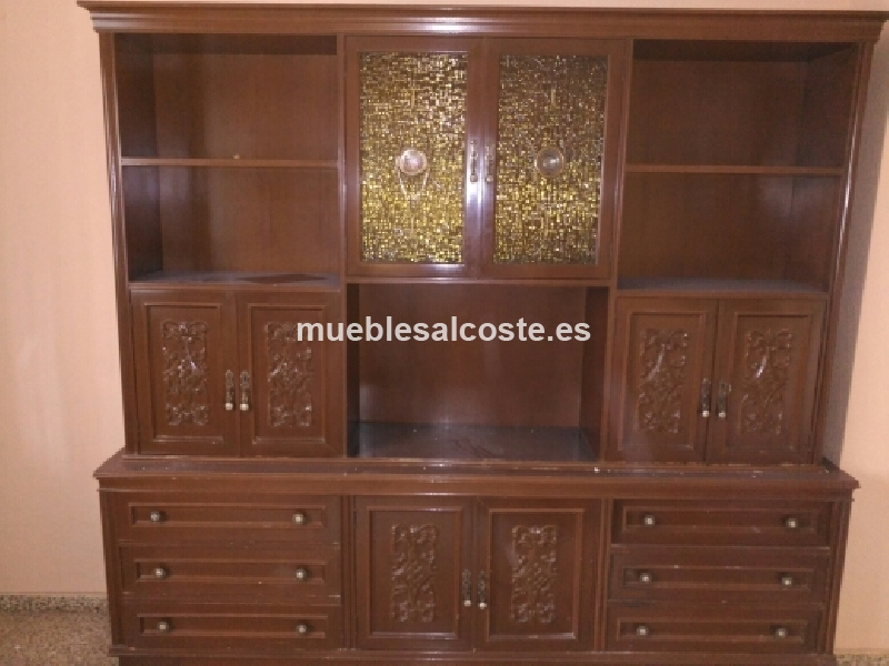 MUEBLE SALON- COMEDOR ANTIGUO cod:20412 segunda mano, Mueblesalcoste.es