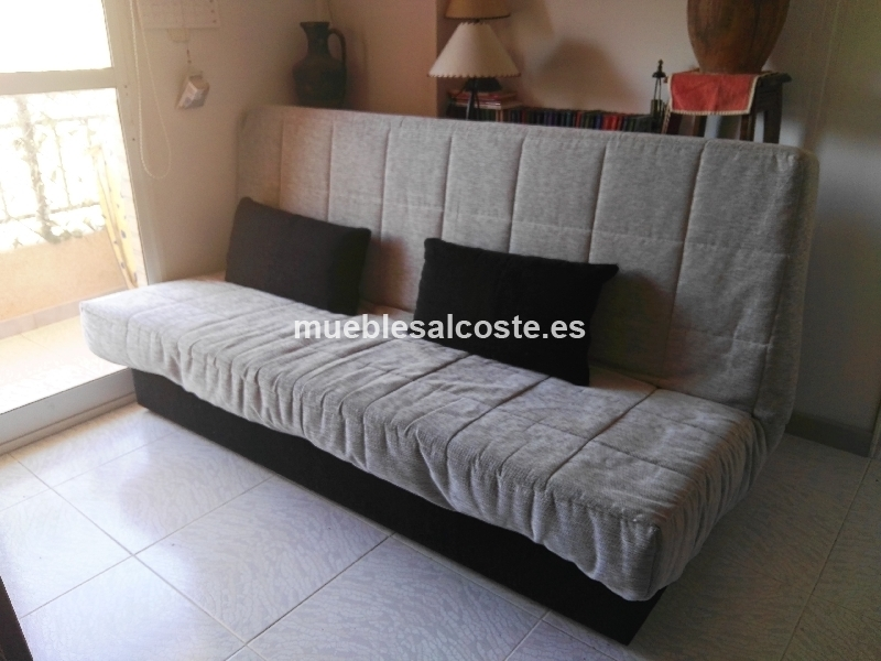 Sof cama estilo igual foto acabado igual foto cod 20421 - Sofa cama segunda mano sevilla ...