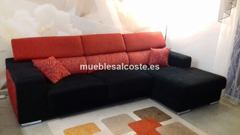 Sof chaise longue cod 20533 segunda mano for Chaise longue segunda mano barcelona