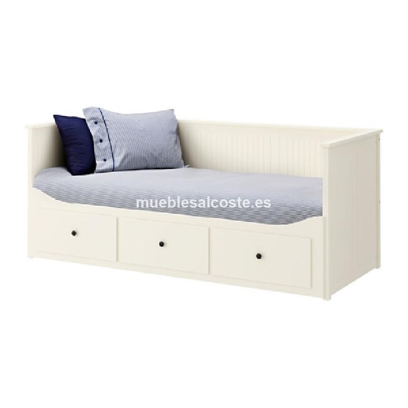 seleccione para el más nuevo diseño popular talla 7 Cama Ikea hemnes cod:20535 segunda mano, Mueblesalcoste.es
