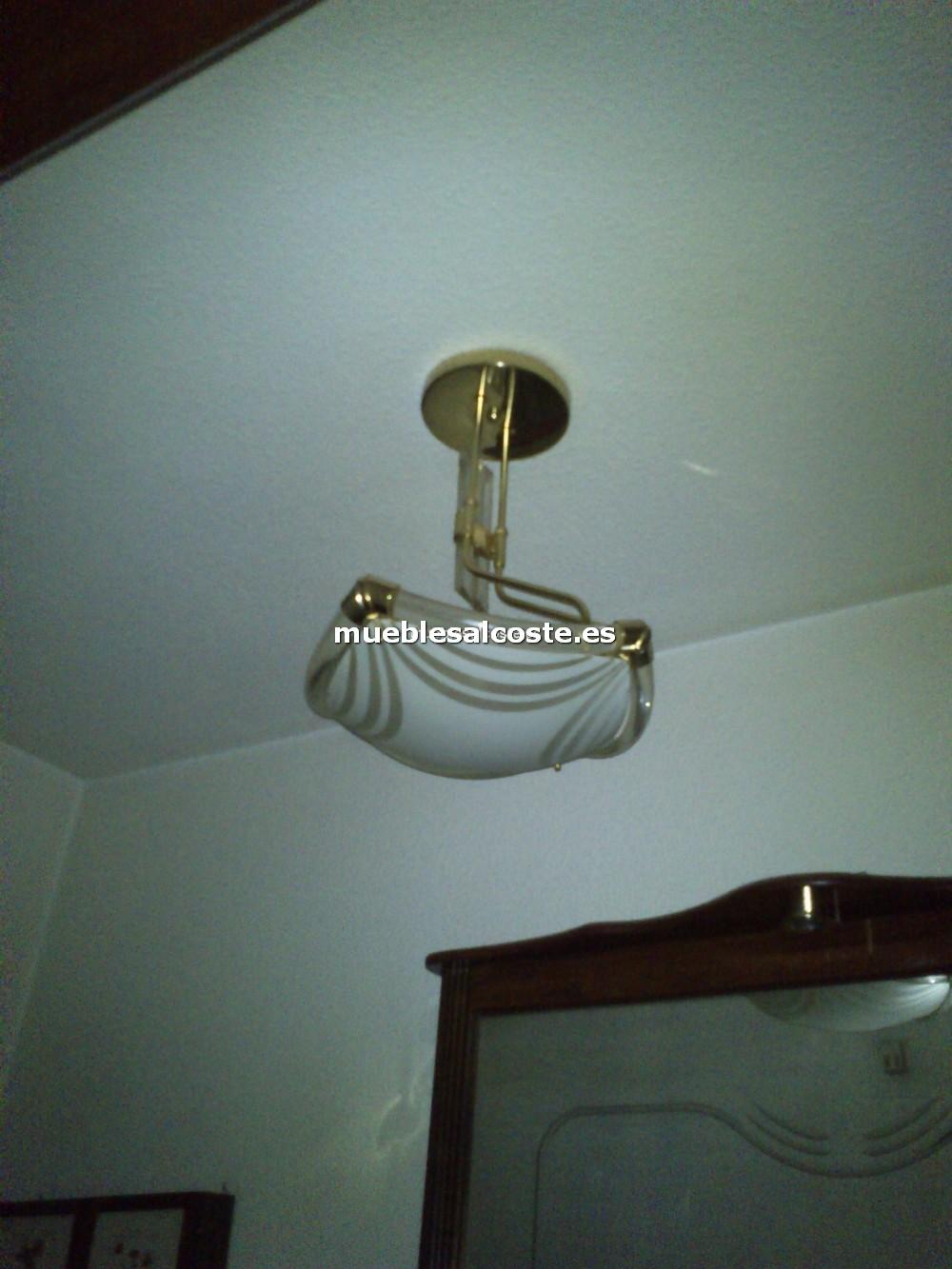 Lote lamparas para casa cod 11463 segunda mano for Lamparas segunda mano