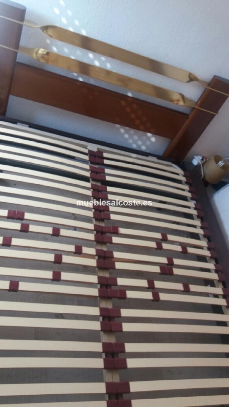 Cama de matrimonio cod 20610 segunda mano for Sofa cama matrimonio segunda mano