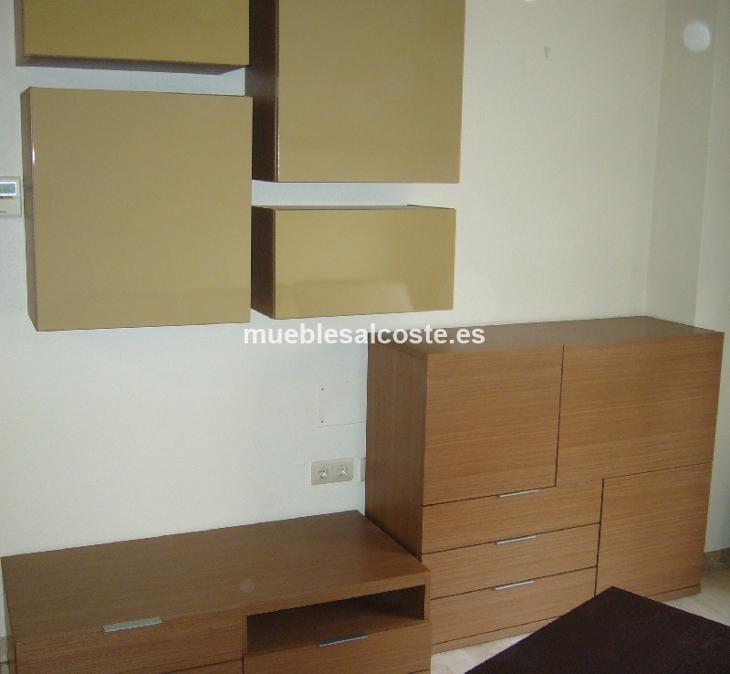 Composicion modular salon vison y arena cod 20661 for Composicion modular salon