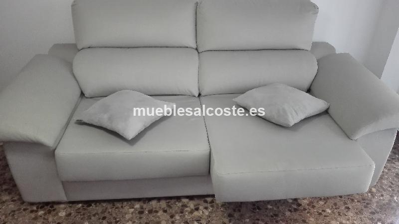 Sofa tres plazas cod 20682 segunda mano - Sofas segunda mano castellon ...