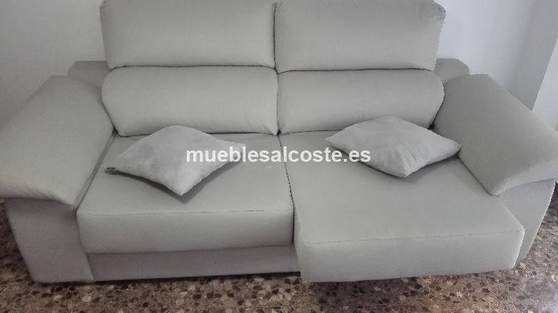 Sofa Tres Plazas Cod 20682 Segunda Mano