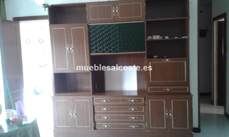 Mueble De Salon Cod 20697 Segunda Mano