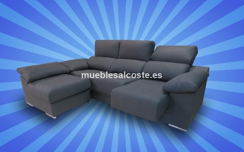 Sofa + puf